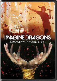 Cover Imagine Dragons - Smoke + Mirrors Live [DVD]